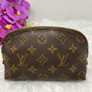 Preowned Authentic Louis Vuitton Mini Hand Bag